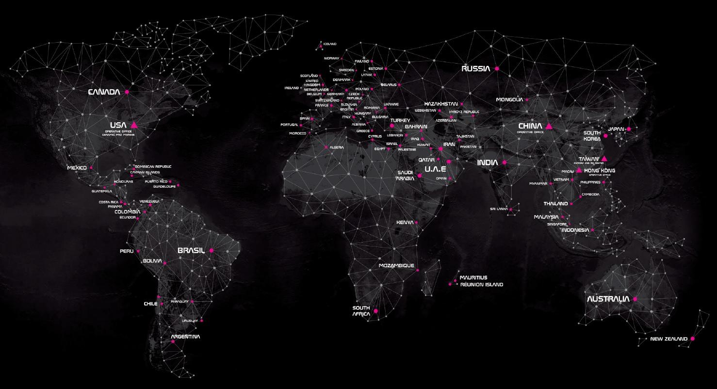 世界最高峰のコーティングシステム